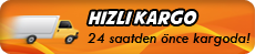 Hızlı KArgo - Hollanda Üretimi
